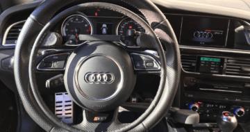 RS4 Fahrhilfen