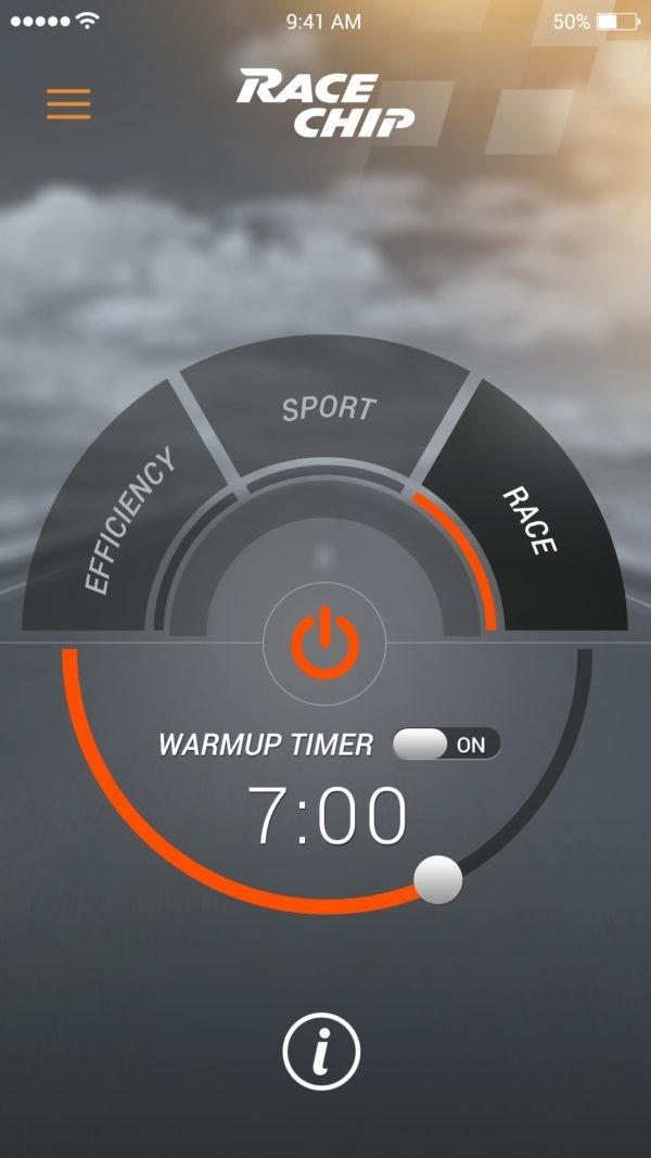 Racechip App RACE