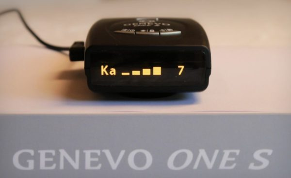 Genevo One S Radarwarner