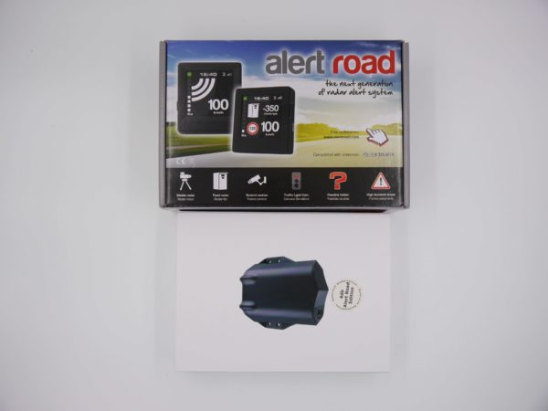 Alert Road Radarwarner Set