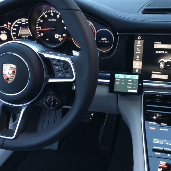 Stinger VIP Porsche Panamera