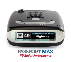 Escort Passport Max Radarwarner