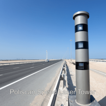 Poliscan Speed Laser Tower