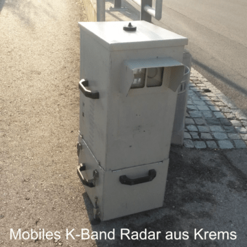 Mobiles K-Band Radar Krems