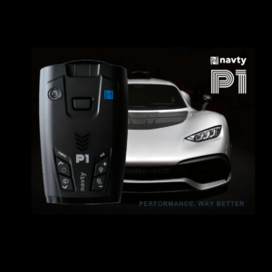 Navty P1 Premium Edition Radarwarner